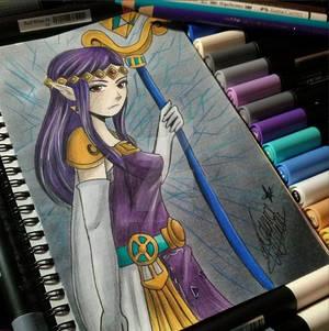 Queen Hilda of Lorule