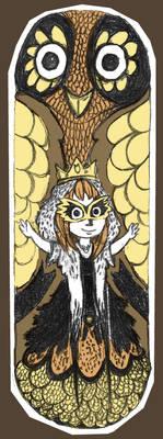 Queen of owl