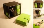 3D Project 2: Floppy Disc Box
