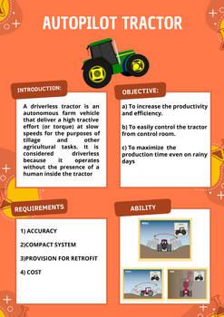 The Autopilot Tractor
