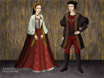 Philip the handsome and Juana I of Castile