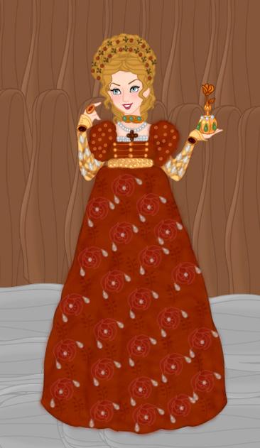 Italian Renaissance Fashion by kaybay2323