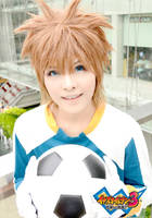:Inazuma11: Tachimukai Yuuki by AROSXUKIR
