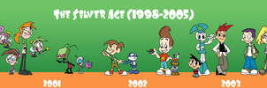 The Silver Age of Nicktoons