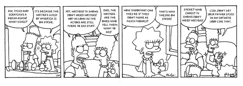 Mmm, That's Good Satire by jbwarner86