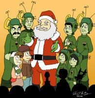 Hooray for Santy Claus by jbwarner86