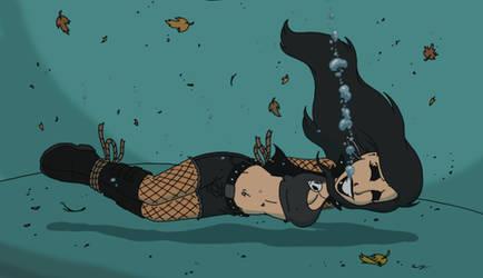 Breathing Like the Drowning Girl by jbwarner86