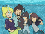 The Unsinkable Maxwell Family