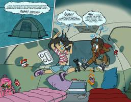 Camp No-Air by jbwarner86