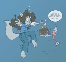 Bubbly Birthday Wishes