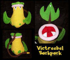 Victreebel Bag Redone by Tezzy-Arts