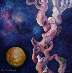Space Sonet by silvekoski