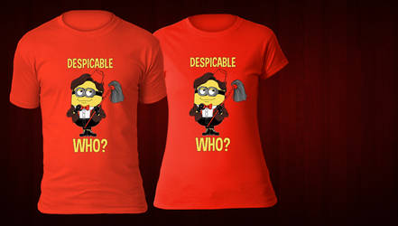 Despicable Who? at TeeBusters