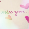 miss you by CameronRS