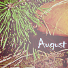 august by CameronRS