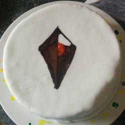 No Man's Sky Cake