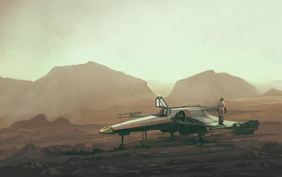 Star Wars - Geonosis