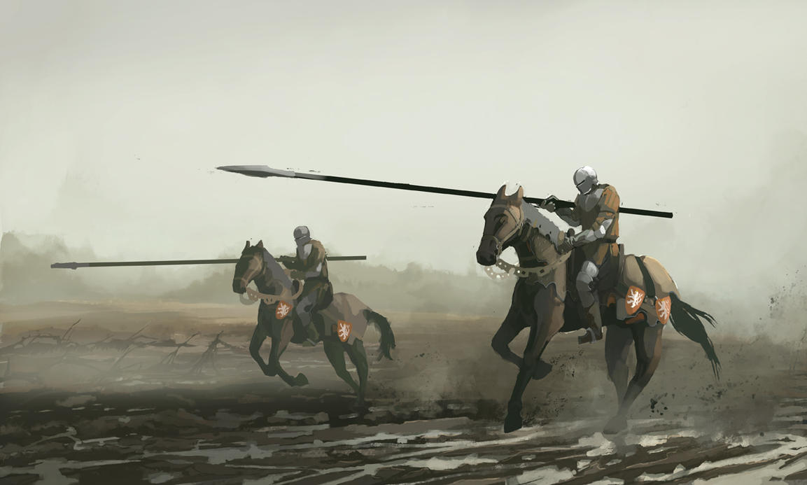 Charge ! by QuintusCassius
