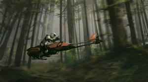 Endor scouts