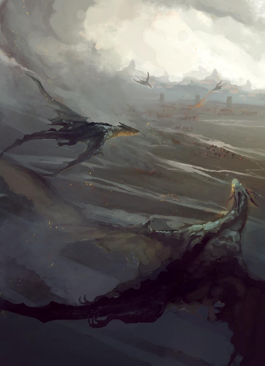 Aerial strike by QuintusCassius
