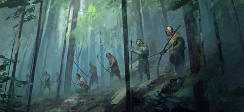 Elven commando