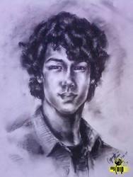 Nick Jonas by nofertiti
