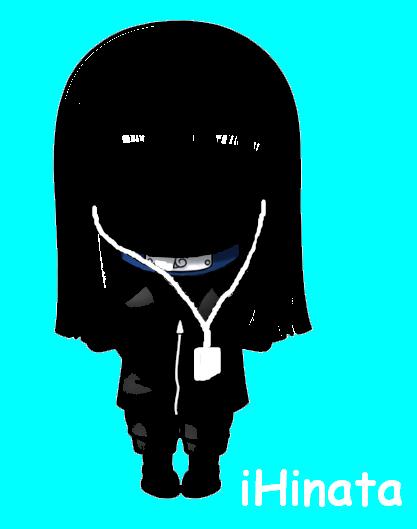 Hinata ipod Slogan by Mega-multi1