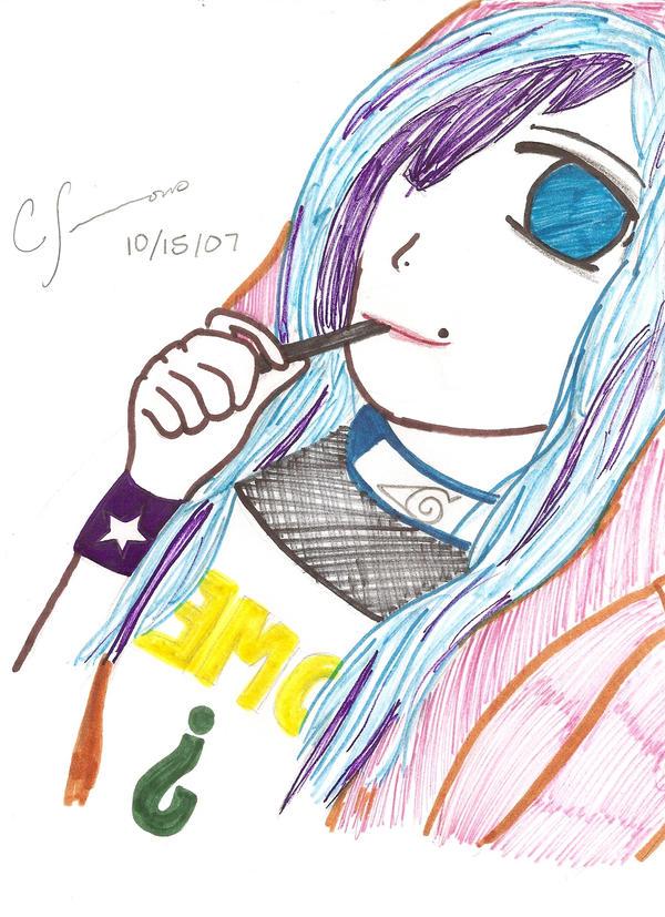 Hinata Emo ? by Mega-multi1