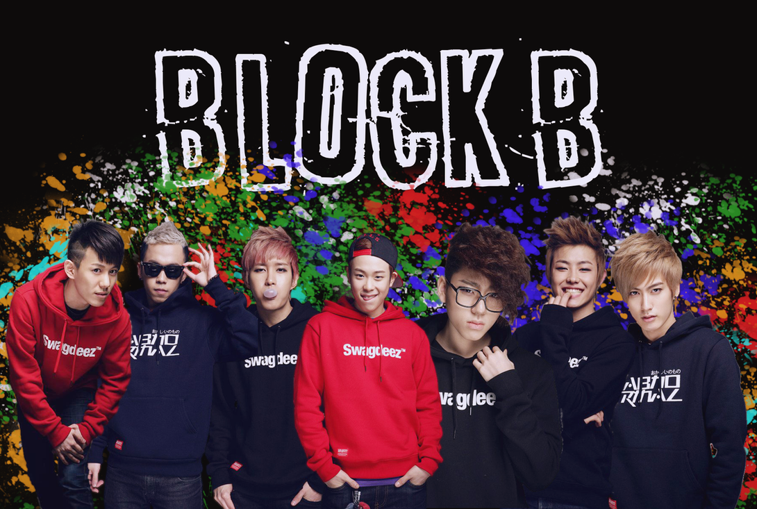 Block B Wallpaper 1 by Mega-multi1