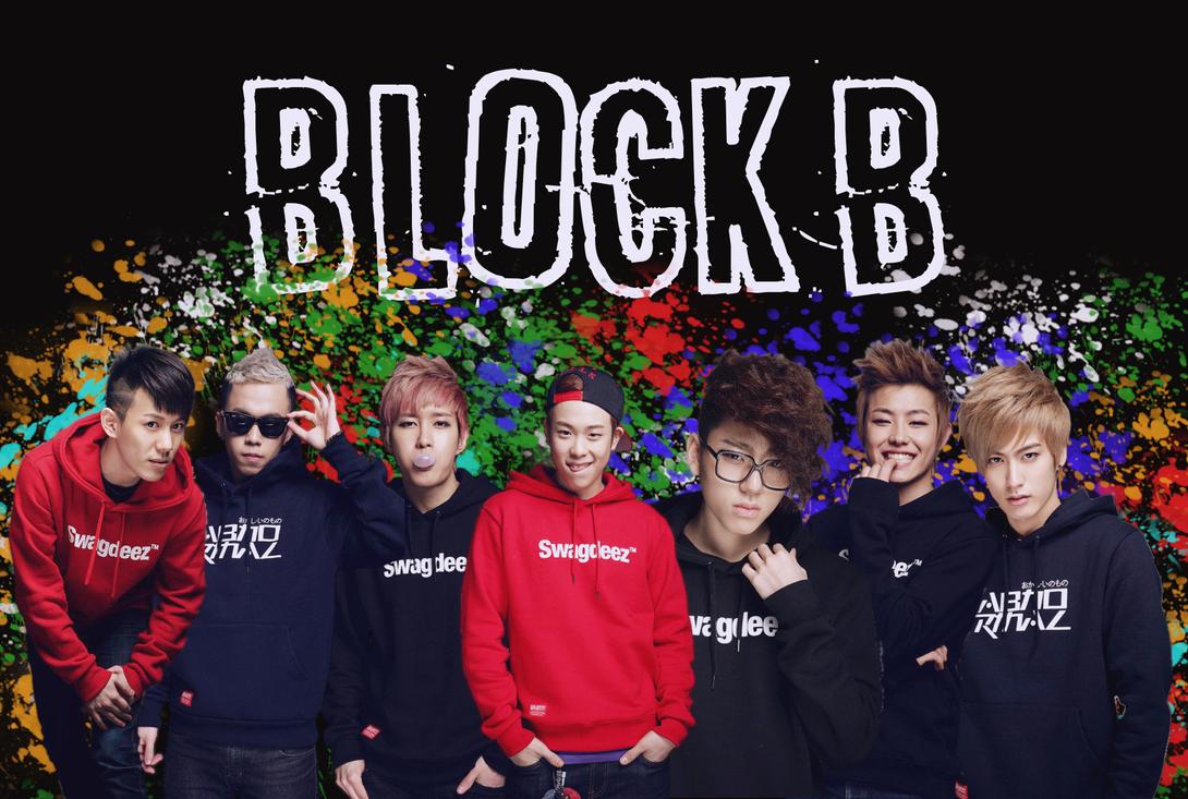 Block B Wallpaper 1 by Mega-multi1