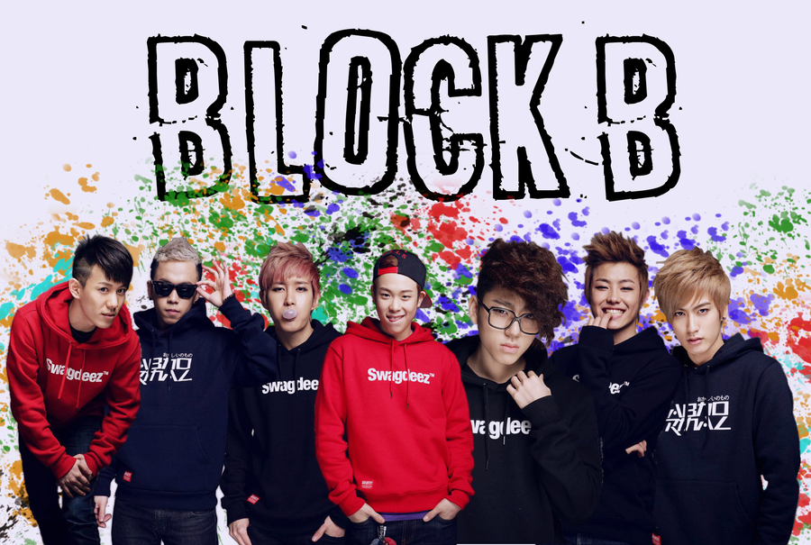 Block B Wallpaper 2 by Mega-multi1