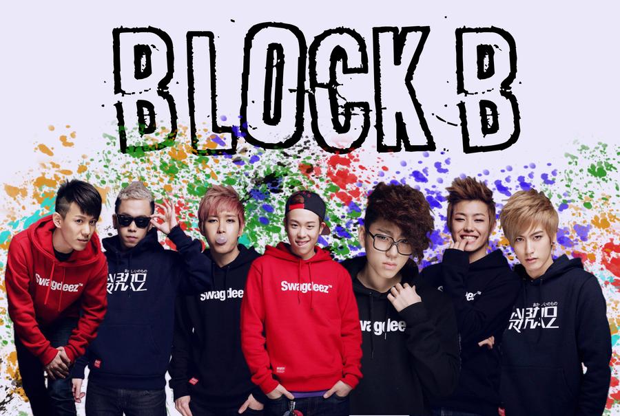 Block B Wallpaper 2 by Mega-multi1