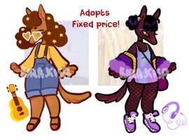 Adopts FP [open] by Kira11Kisa