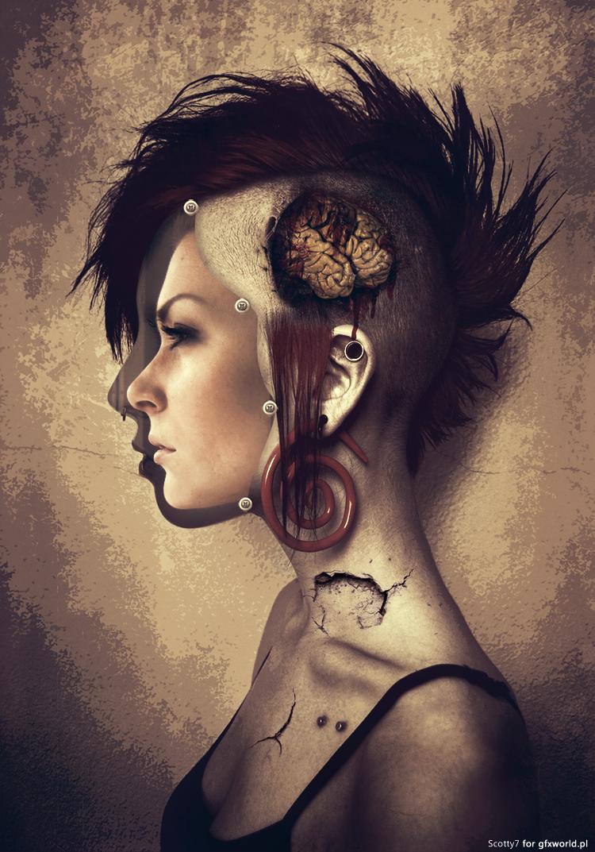 Psycho Morgana by Scotty7