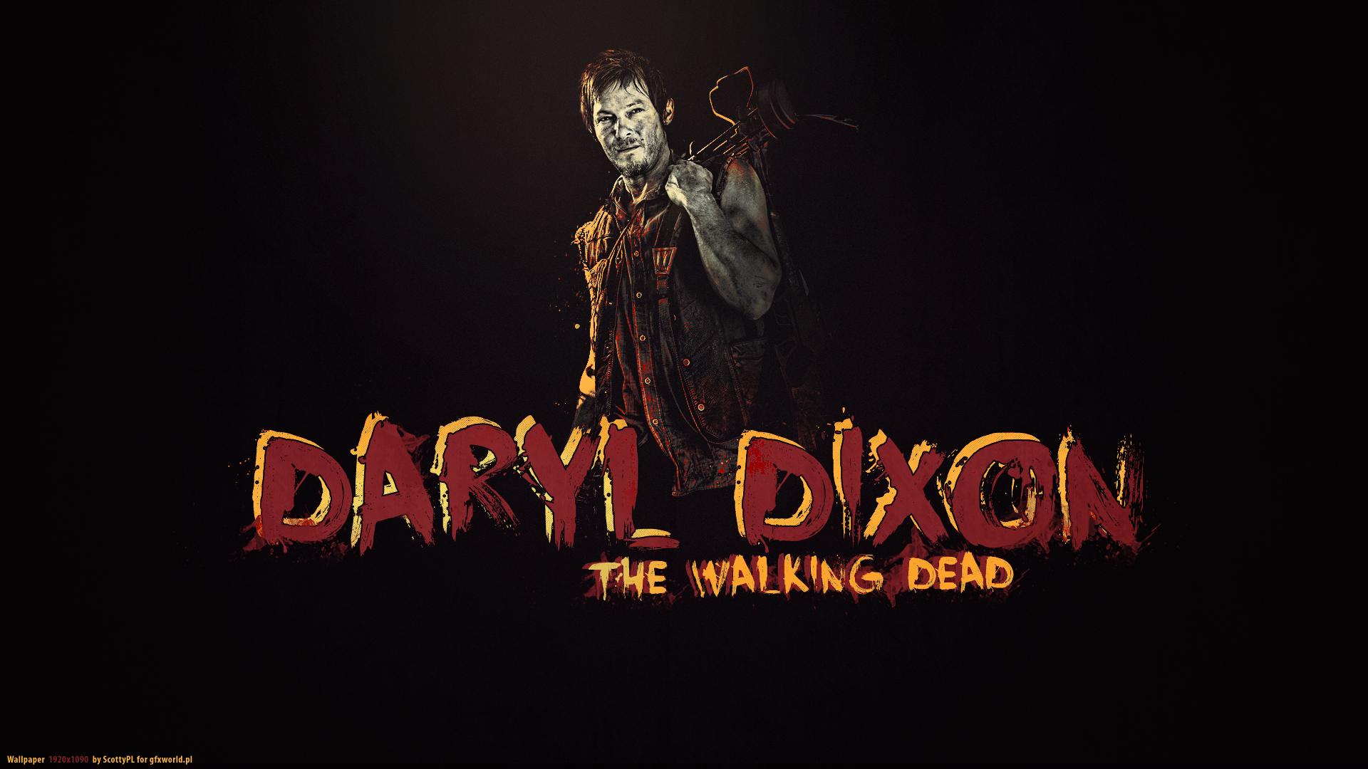 The Walking Dead Logo 2014 Fondo De Pantalla Fondos De