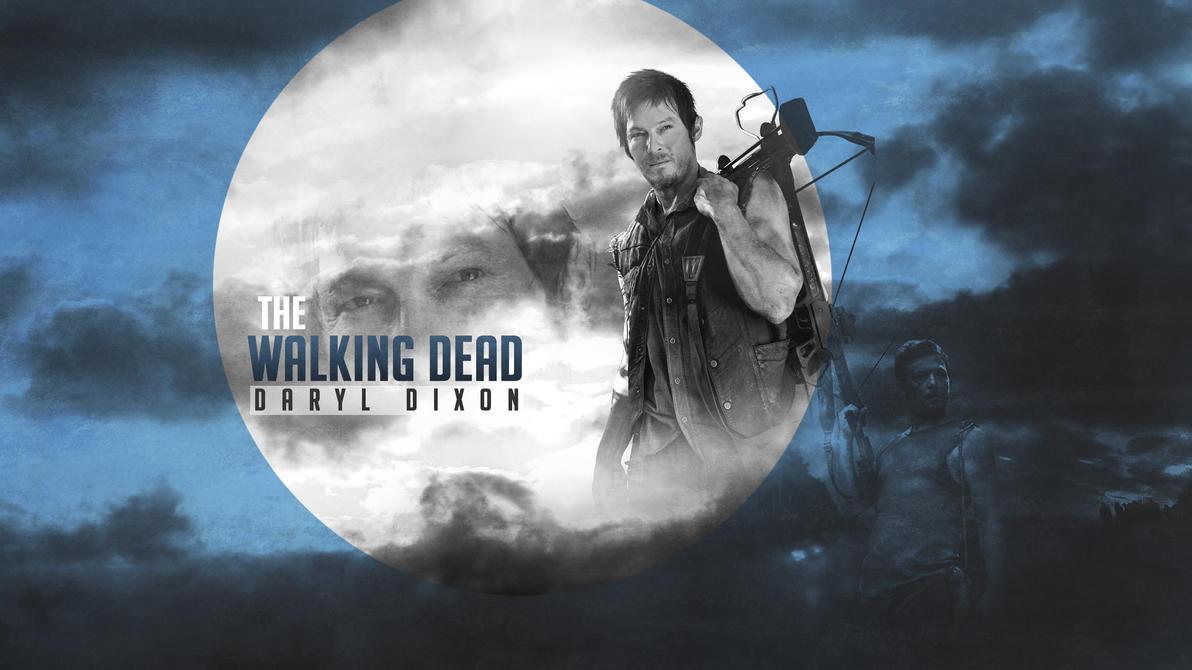 Daryl Dixon by Scotty7