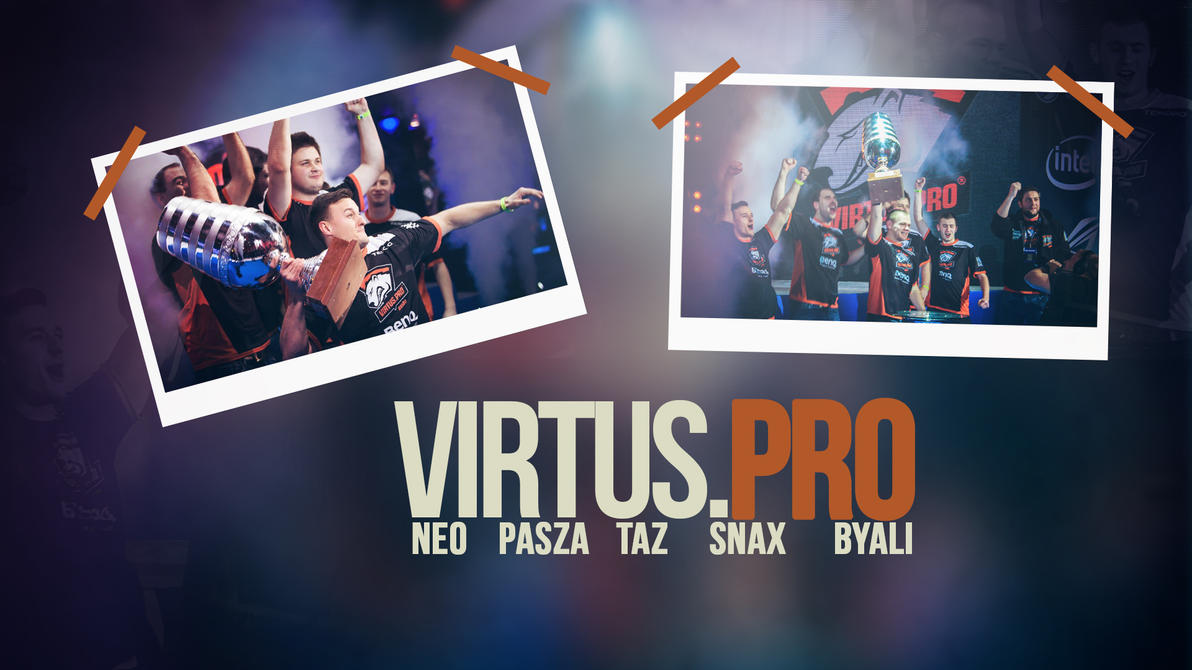 Virtus Pro wallpapers by Scotty7