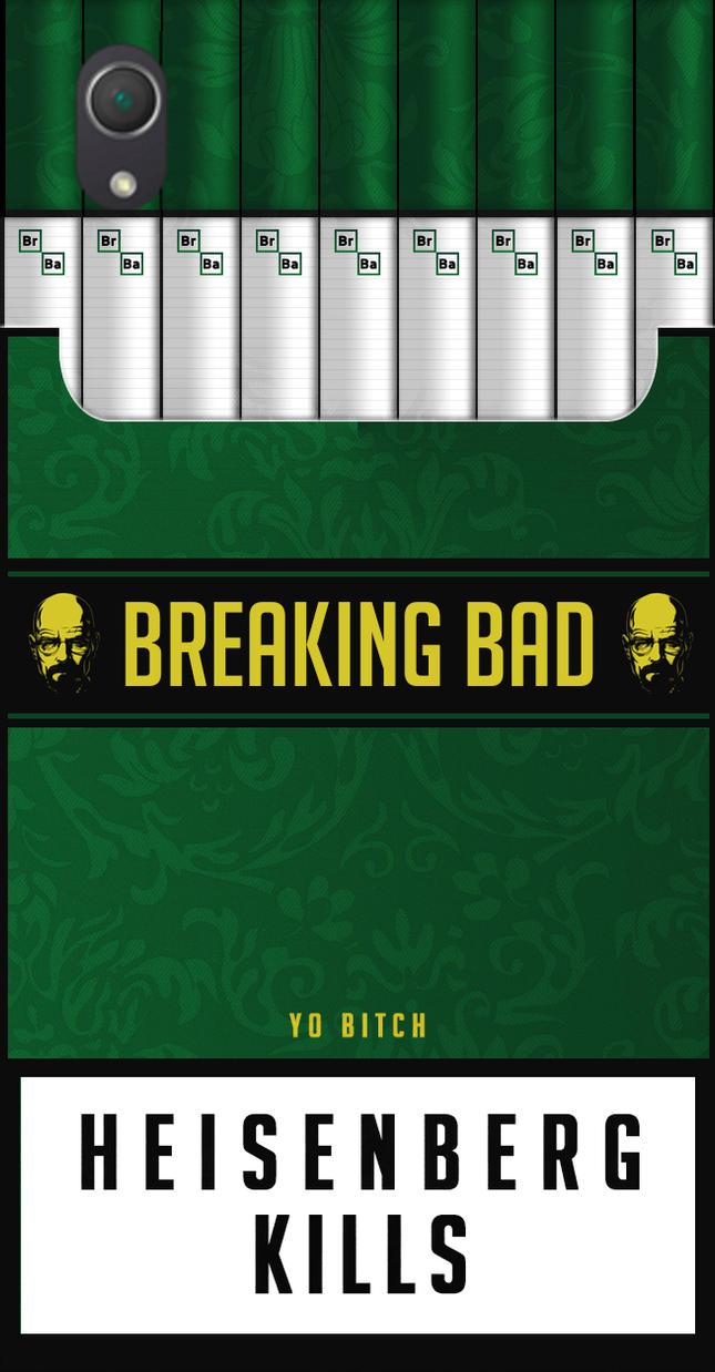 Breaking Bad Case by Scotty7