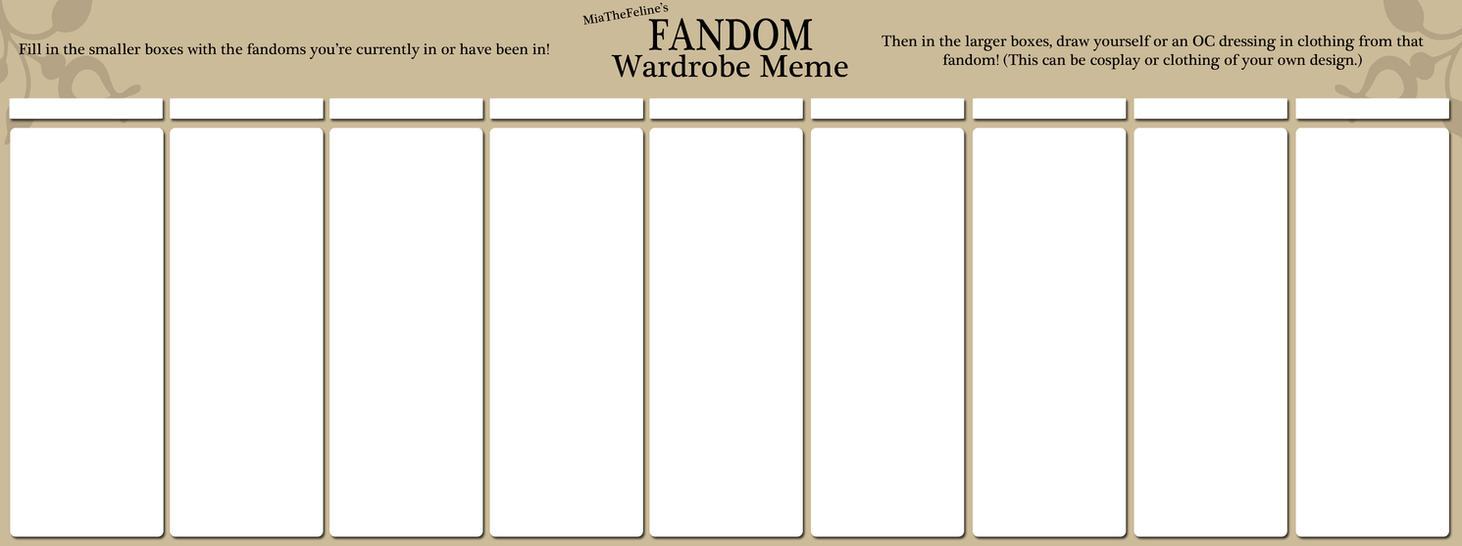 fandom_wardrobe_meme__blank__by_miathefeline d4u5s5a fandom wardrobe meme ~blank~ by miathefeline on deviantart