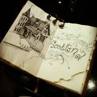 Scotland House 2 by lolitalolly