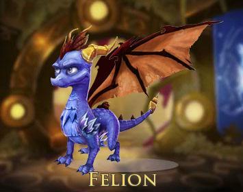 Felion by Demus22