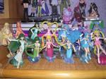 Mermaid Melody - Gashapon figures