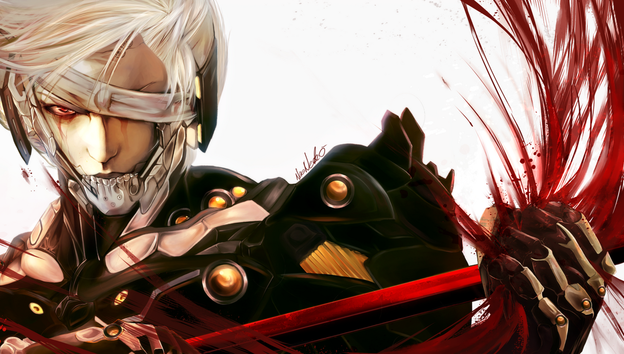 Metal gear rising jack the ripper wallpaper voltagebd Choice Image