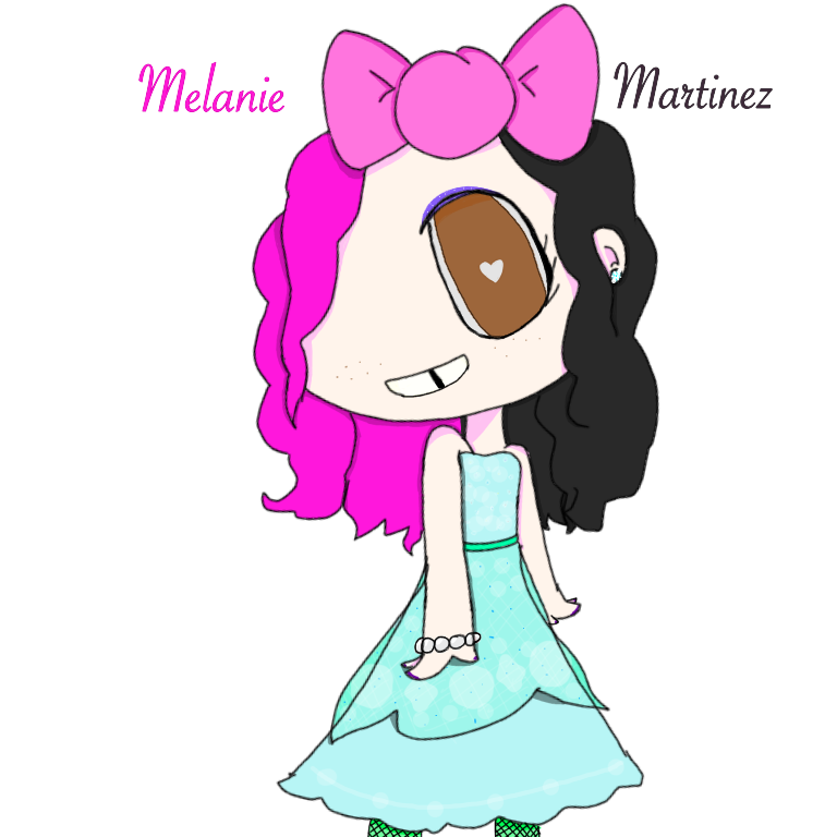 Melanie Martinez by EddisAWESOME