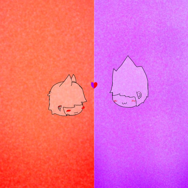 I love you (TORDMATT) by EddisAWESOME