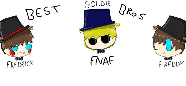 Fnaf BEST BROS by EddisAWESOME