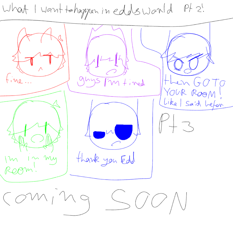 What I want to happen in EDDSWORLD pt2 by EddisAWESOME