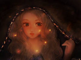 The light by Lishitan