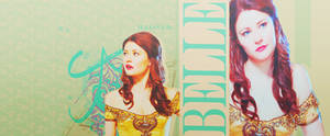 Once upon a time : Belle