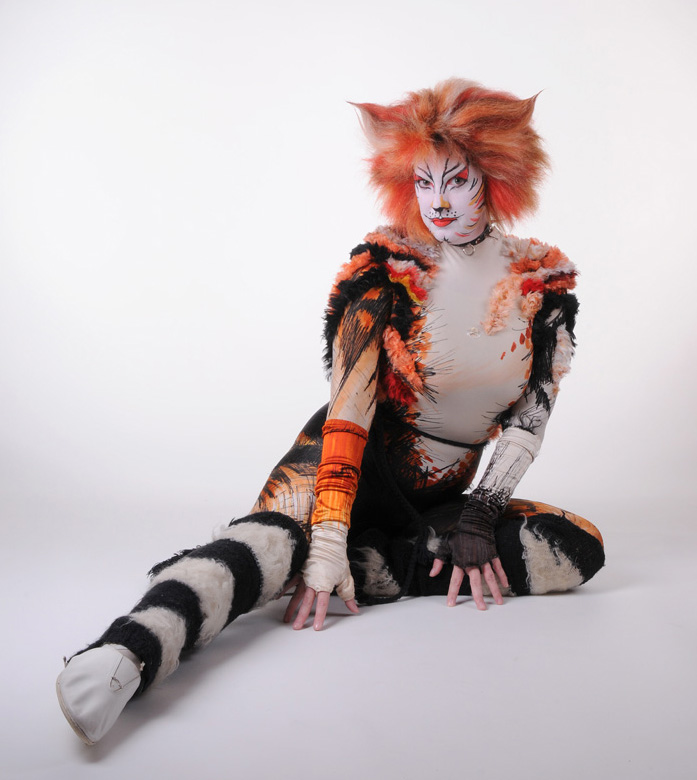 Sexy Cats Musical Actress S